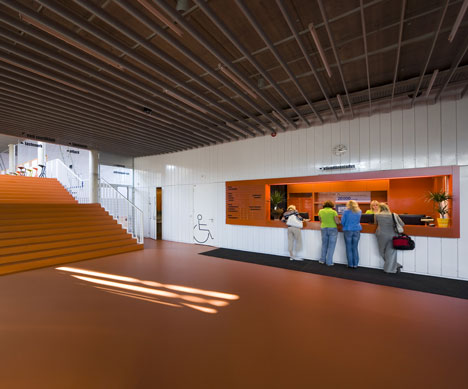 Sports Hall by Salto Architects
