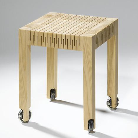 Perfect Spring Wood by Carolien Laro