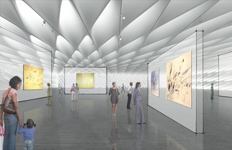 The Broad by Diller Scofidio and Renfro