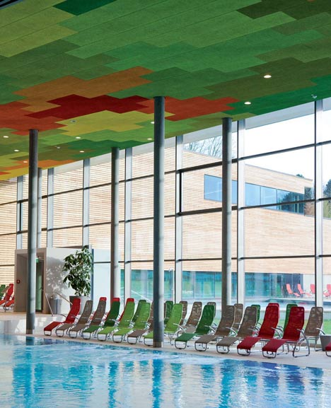Therme Wien by 4a Architekten