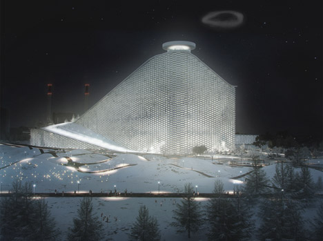 Waste-to-Energy Plant by BIG