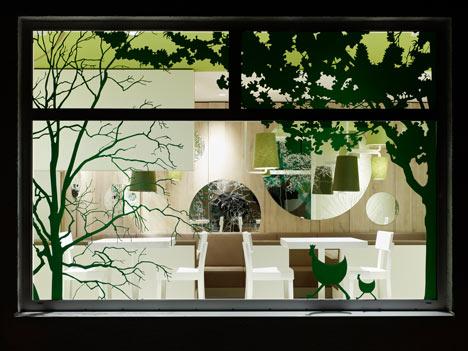 Wienerwald restaurant by Ippolito Fleitz Group