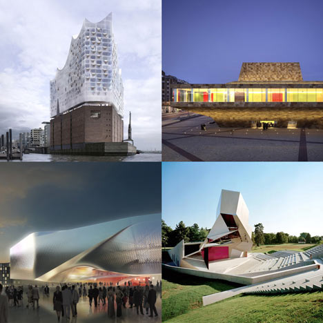 Dezeen archive: theatres