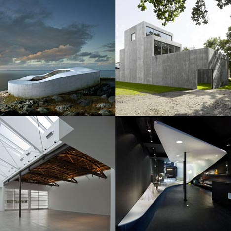 Dezeen archive: galleries