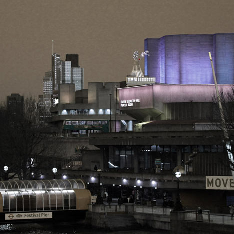 A Room for London by David Kohn and Fiona Banner
