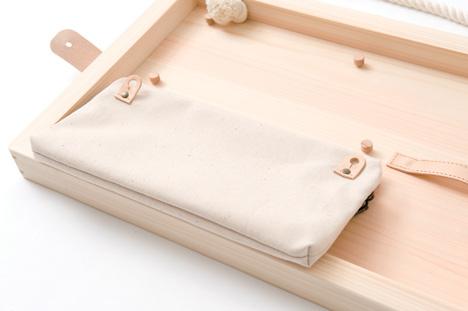 Atelier Book Chair by Kana Nakanishi for Oiseau