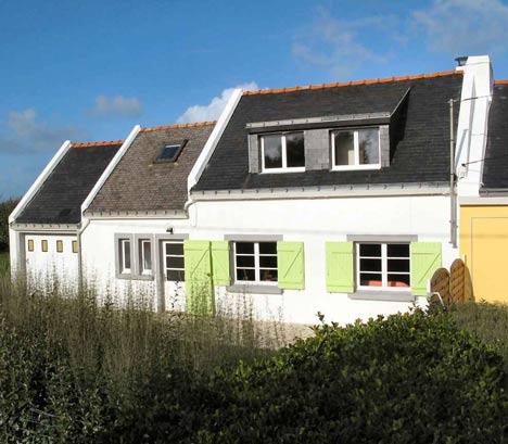 Belle Iloise House by Opus 5