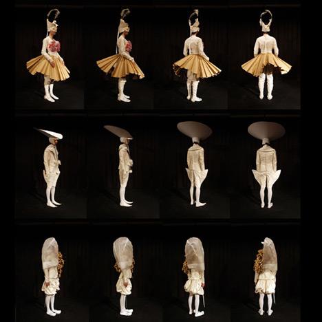 Costumes by Gwen van den Eijnde