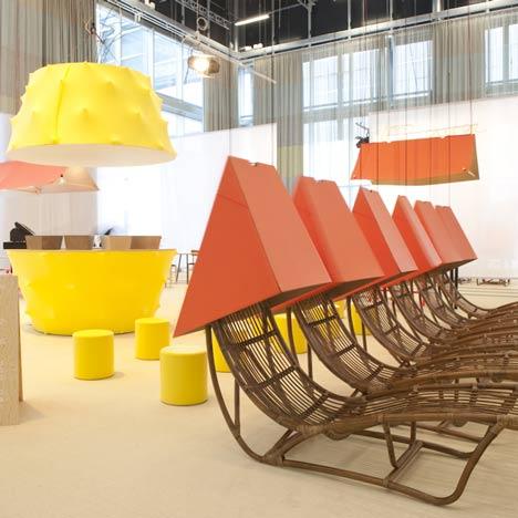 Design Bar at Stockholm Furniture Fair by Katrin Greiling