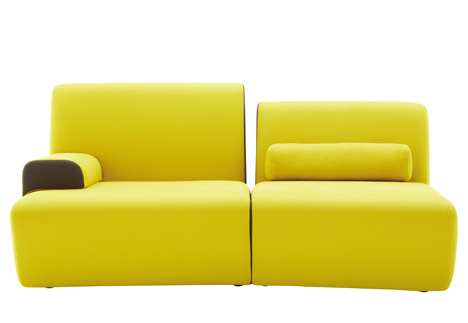 Entailles by Philippe Nigro for Ligne Roset