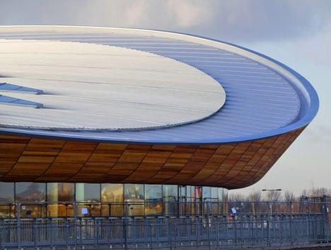 London 2012 Velodrome by Hopkins Architects