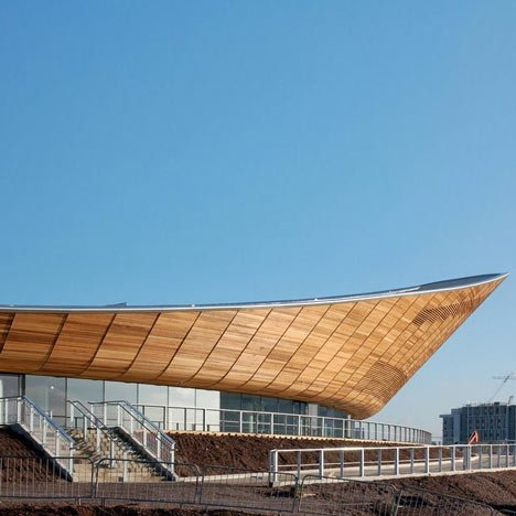 London 2012 Velodrome by Hopkins Architects