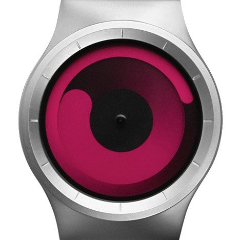 Mercury by Ziiiro at Dezeen Watch Store