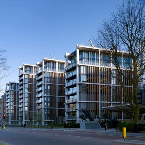 One Hyde Park by Rogers Stirk Harbour and Partners