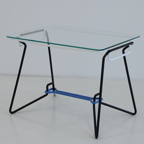 SP-7 Dining Table by Schwab/Panther
