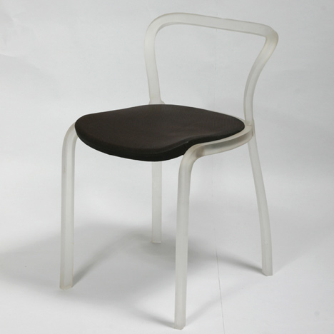 Sealed Chair by Francois Dumas
