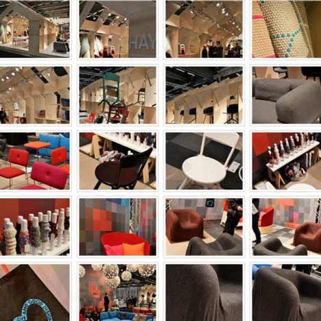 Architonic at Stockholm Furniture Fair 2011