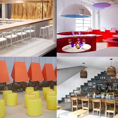 Dezeen archive: restaurants and bars