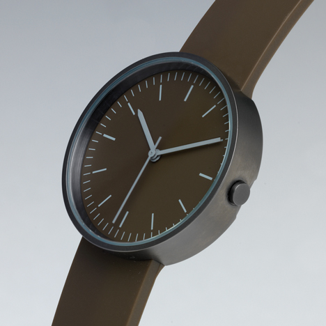 103 model by Uniform Wares at Dezeen Watch Store