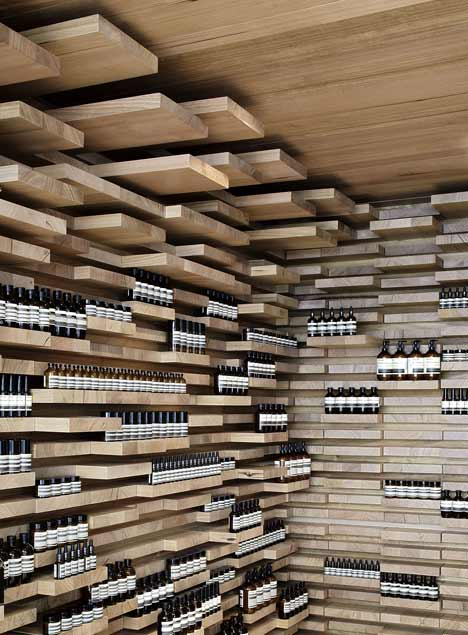 Aesop Saint-Honore by March Studio