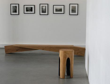 Ausgebrannt by Kaspar Hamacher at 20 Designers at Biologiska