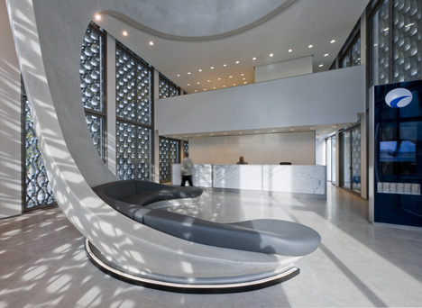 BMCE headquarters by Foster + Partners