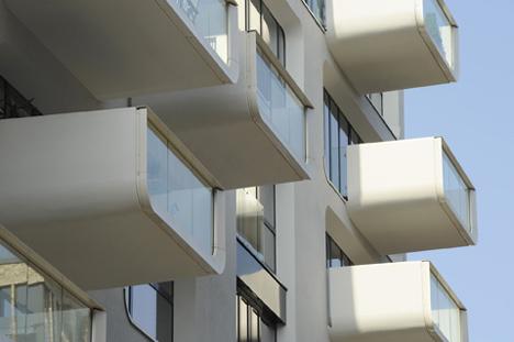 Dezeen: Baufeld 10 by LOVE architecture. Photo by Anke Muellerklein