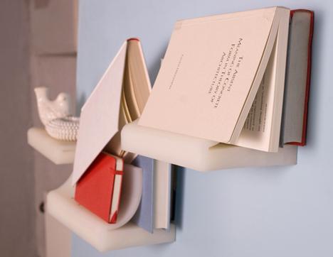 Catalyst Shelf by Jiyoung Seo