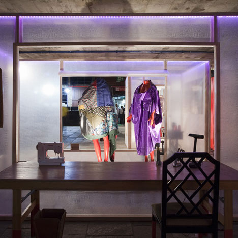 [Cyber]Sewing Atelier by Estudio Guto Requena