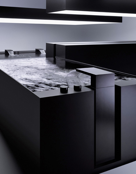 Deque by Sieger Design for Dornbracht