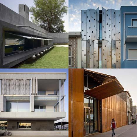 Dezeen archive - shutters
