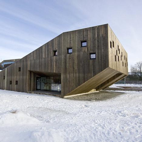 Fagerborg Kindergarten by RRA
