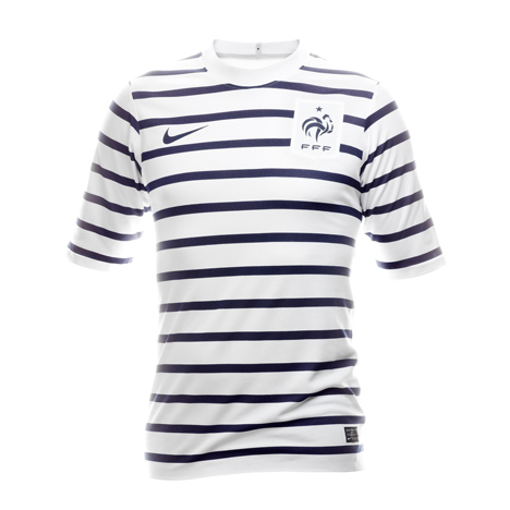France away kit by Nike