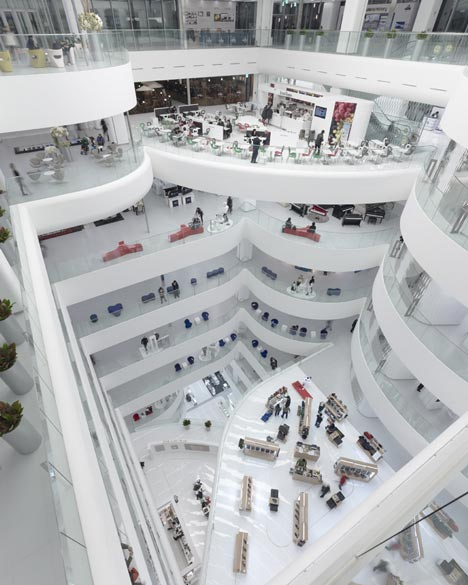 Galleria Centercity by UNStudio