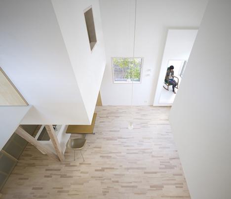 House I by Yoshichika Takagi
