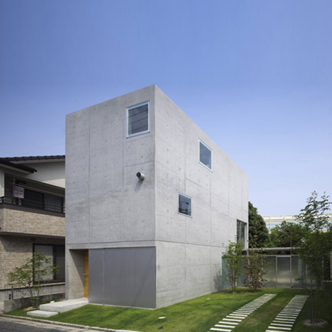 House in Kohgo by Yutaka Yoshida Architect and Associates