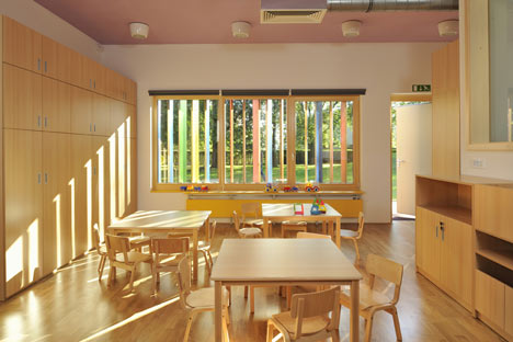 25 most creative kindergartens designs 1 design per day for Design interieur cours