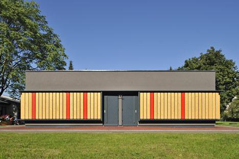 Kindergarten Kekec by Arhitektura Jure Kotnik