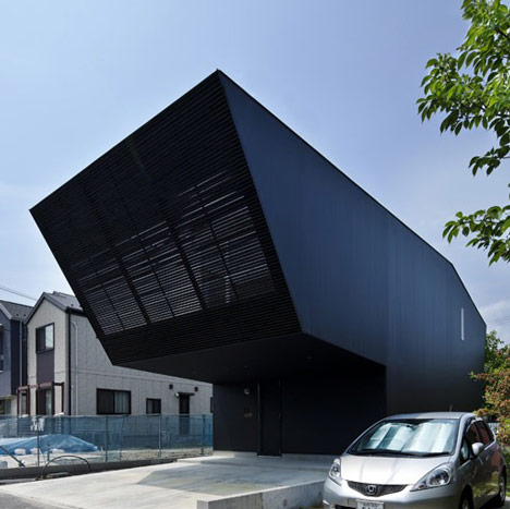 Lift by Apollo Architects & Associates
