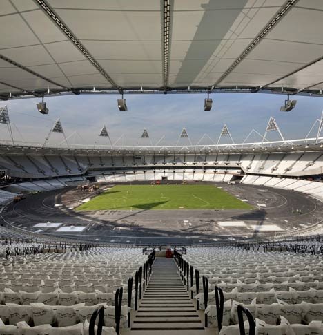 2012 London Olympic Stadium by Populous