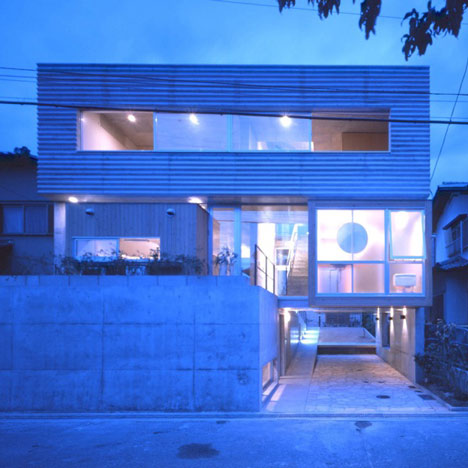 Minamikawa House by Yoshihara McKee Architects