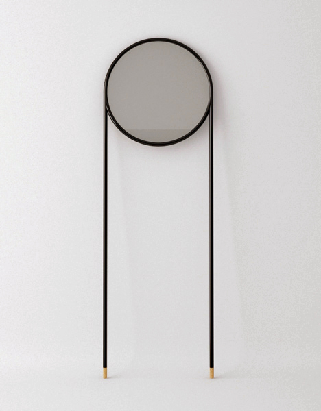Mirrors by La Mamba for Omelette-ed