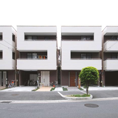 Numbers House by Mitsutomo Matsunami Architect & Associates