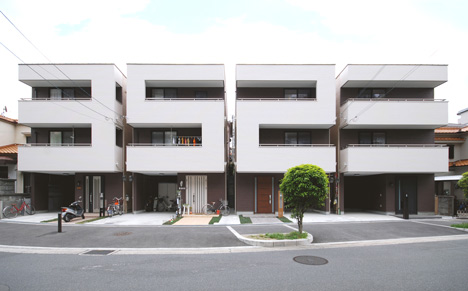 Numbers House By Mitsutomo Matsunami Architect & Associates Dezeen