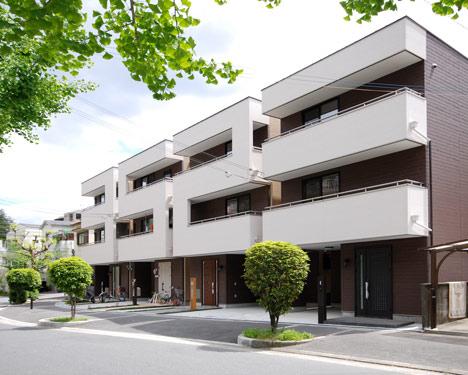 Numbers House by Mitsutomo Matsunami