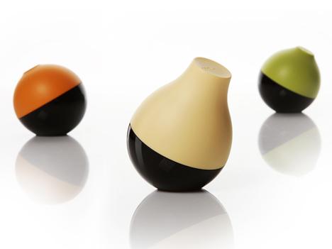 Peel Fruit by Yves Behar