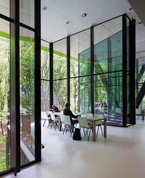 Rehabilitation Centre Groot Klimmendaal by Architectenbureau Koen van Velsen