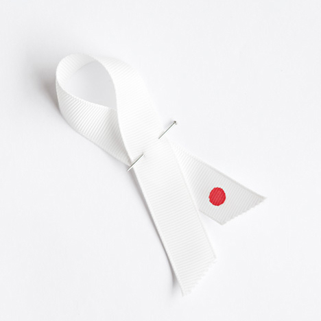 Ribbons for Japan by John Pawson