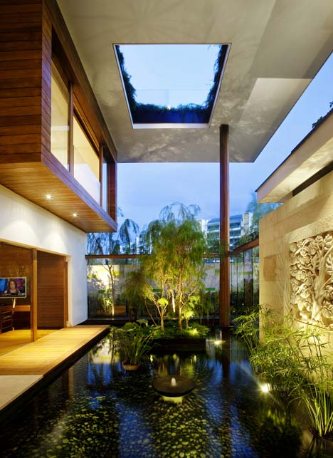Sky Garden House by Guz Architects