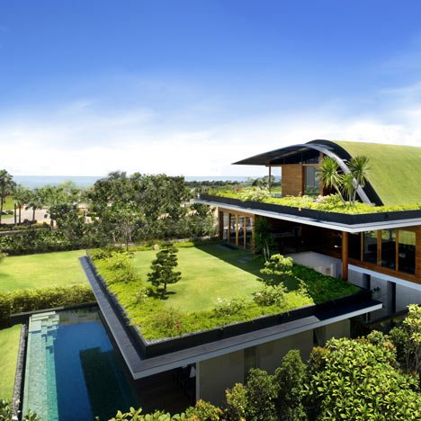 House on Sentosa Island, Singapore by Guz Architects